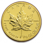 1/10 oz Maple Leaf