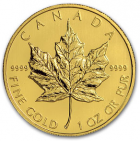 1 oz Maple Leaf