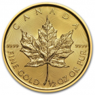 1/2 oz Maple Leaf 2017