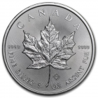 1 oz maple leaf 2019