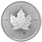 1 oz maple leaf 2018 incuse