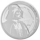 1 oz Star Wars Dark Vador 2017 x25