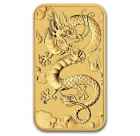 1 oz dragon chinois 2019