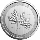 10 oz maple leaf 2017
