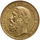 20 mark or Friedrich I (Baden)