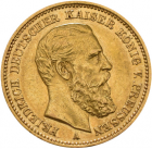 20 mark or Friedrich III (Prusse)
