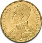 20 Francs or albert I