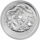 1 oz dragon 2012 Lunar II