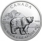 1 oz grizzly 2011