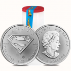 1 oz superman 2016 x25