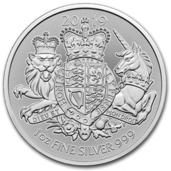 1 oz the royal arms 2019