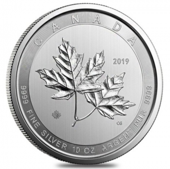 10 oz magnificent maple leaf 2019