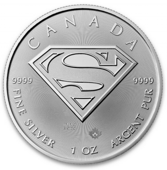 1 oz superman 2016