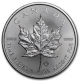 1 oz maple leaf 2018 x25