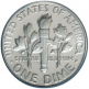 One dime argent .900