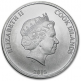 1/4 oz Cook Islands 2015